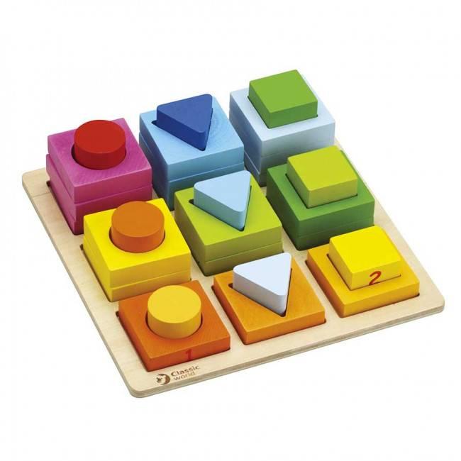 geometric block