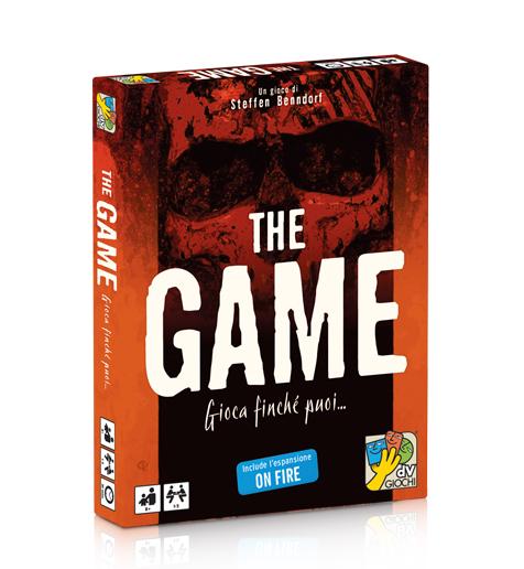 (dv giochi) THE GAME