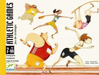 Atletic games djeco